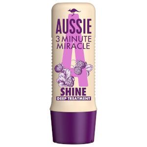 Aussie 3 Minute Miracle Shine Deep Treatment Hair Conditioner 250ml