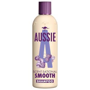 Aussie Scent-Sational Smooth Fragrant Shampoo 300ml