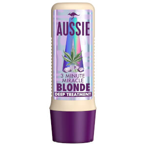 Aussie Blonde Hydration 3 Minute Miracle Hair Mask 225ml
