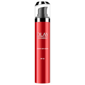 Olay Regenerist SPF30 Moisturiser Face Cream with Niacinamide and Peptides 50ml