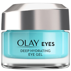 Olay Eyes Deep Hydrating Hyaluronic Acid Eye Gel for Tired and Dry Eyes 15ml