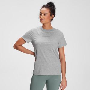 MP Women's Tonal Graphic T-Shirt - Grey Marl