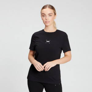 MP Women's Central Graphic T-Shirt - Black