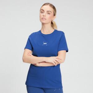 MP Women's Central Graphic T-Shirt - Cobalt