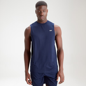 MP Men's Essentials Training Tank Top - Navy
