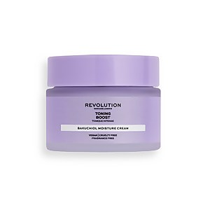 Revolution Skincare Toning Boost Moisture Cream with Bakuchiol 50ml