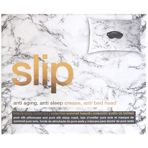 Slip Beauty Sleep Collection Gift Set - Marble/Charcoal