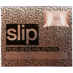 Slip Beauty Sleep Collection Gift Set - Rose Leopard
