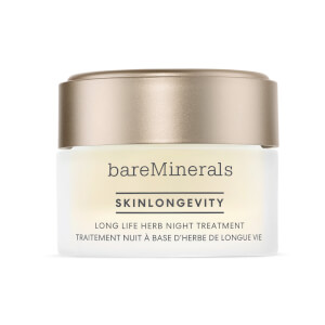 bareMinerals Exclusive Skinlongevity Long Life Herb Night Treatment 50ml