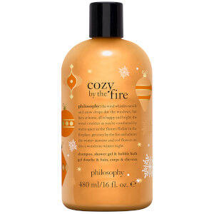 philosophy Cozy by the Fire Shower Gel 480ml