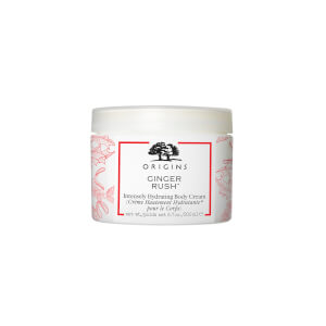 Origins Ginger Rush Intensely Hydrating Body Cream