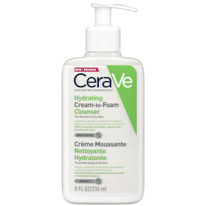 CeraVe Cream to Foam Cleanser 236ml