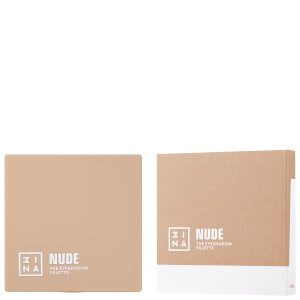 3INA Makeup The Nude Eyeshadow Palette 9g
