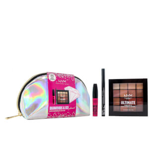 NYX Professional Makeup Diamonds & Ice Please Nude Diamond Eye Giftset