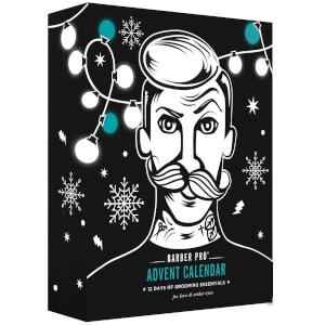 BARBER PRO 12 Days of Grooming Essentials Advent Calendar