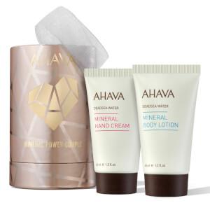 AHAVA Mineral Power Couple Set