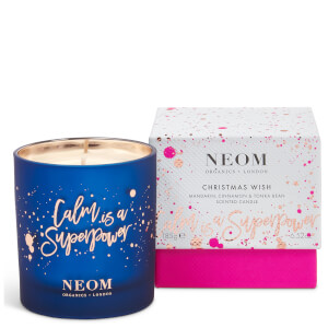 NEOM Christmas Wish 1 Wick Candle 185g