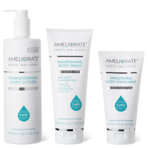 AMELIORATE Smooth Skin Supersize Bundle (Fragrance Free)