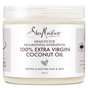 Shea Moisture 100% Extra Virgin Coconut Oil Head to Toe 444ml