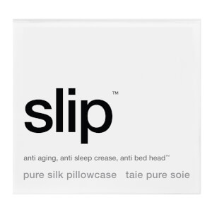 Slip Pure Silk Pillowcase - Duo - White King