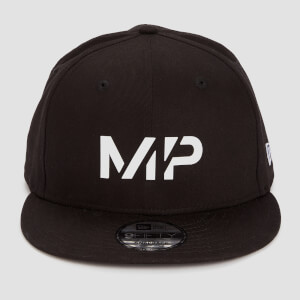 MP New Era 9FIFTY Snapback - Black/White