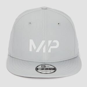 MP New Era 9FIFTY Snapback - Chrome/White