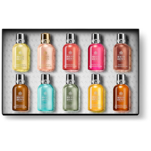 Molton Brown 沐浴露套装(10 x 50ml)