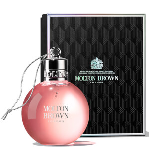 Molton Brown Delicious Rhubarb and Rose Festive Bauble
