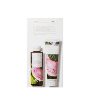 KORRES Juicy Guava Bites Bath and Body Duo