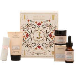 Aurelia Probiotic Skincare 3-Step Daytime Routine Set