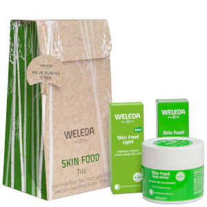 Weleda Skin Food Trio