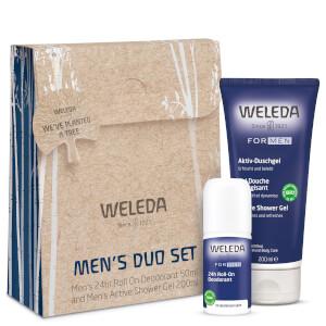 Weleda Men's Duo Set