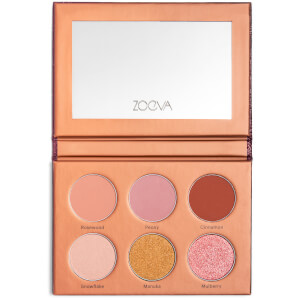 ZOEVA Share Your Radiance Eyeshadow Palette