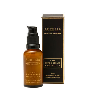 Aurelia CBD Super Serum + Probiotics 30ml