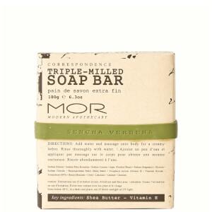 MOR Soap Bar Sencha Verbena 150g