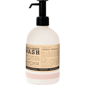 MOR Hand and Body Wash Kashmir Petals 350ml