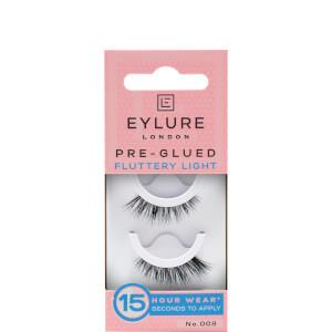 Eylure Pre-Glued Fluttery Light 008 Lash