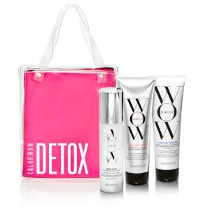 Color WOW Detox Bundle and Free Detox Bag (Worth £64.00)