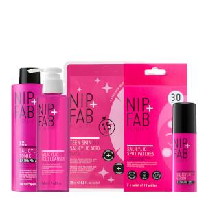 NIP+FAB Exfoliate + Purify Fix Regime