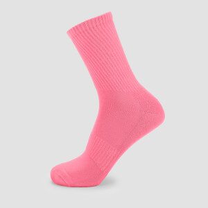 MP Limited Edition Impact Crew Socks Pink