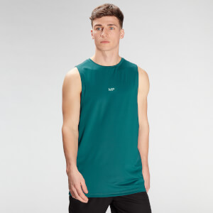 MP Men's Limited Edition Impact Training Tank - Teal
