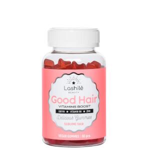 Lashilé Good Hair 60 Gummies Vitamins Boost