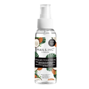 nails inc. Palms Together Cleansing Spray - Coconut Scent