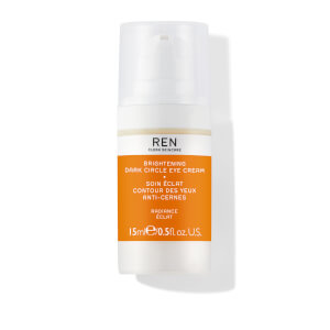REN Clean Skincare Radiance Brightening Dark Circle Eye Cream 15ml