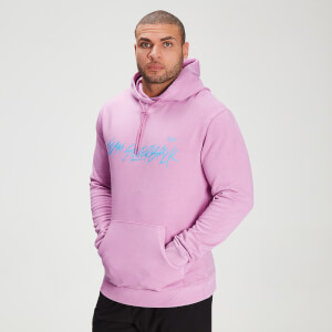 MP X Zack George Men's Washed Hoodie - Pink Lavender