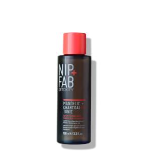 NIP+FAB Charcoal and Mandelic Acid Fix Tonic 100ml