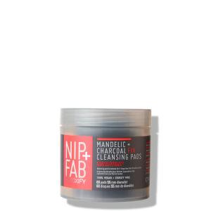NIP+FAB Charcoal and Mandelic Acid Fix Daily Pads 80ml