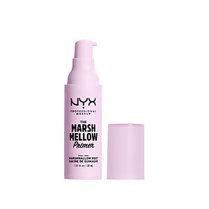 NYX Professional Makeup Smoothing Marshmellow Root Infused Super Face Primer 30ml