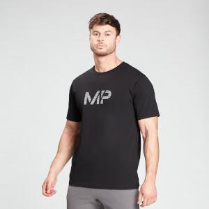 MP Men's Gradient Line Graphic Short Sleeve T-Shirt - Black