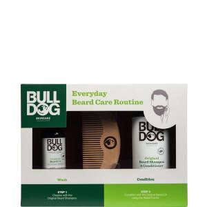 Bulldog Everyday Beard Routine Set